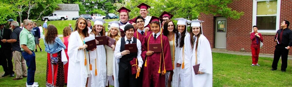 Maturiťák. Washington Academy. MSM Academy