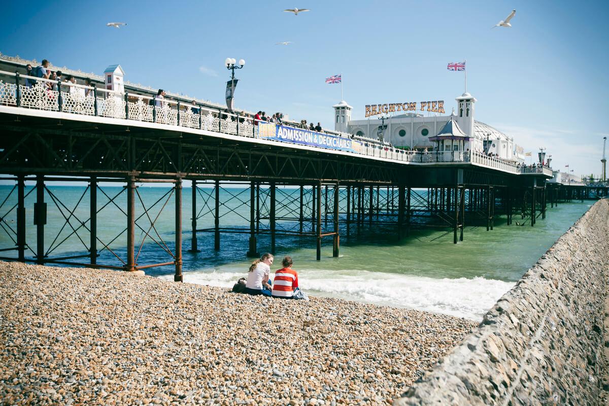 Brighton Quay. MSM Academy