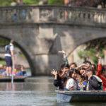 Canal Temza. Studio Cambridge - soukromá škola anglického jazyka. MSM Academy