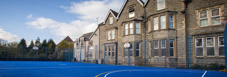 Škola 2. Westbourne School ve Velké Británii. MSM Academy
