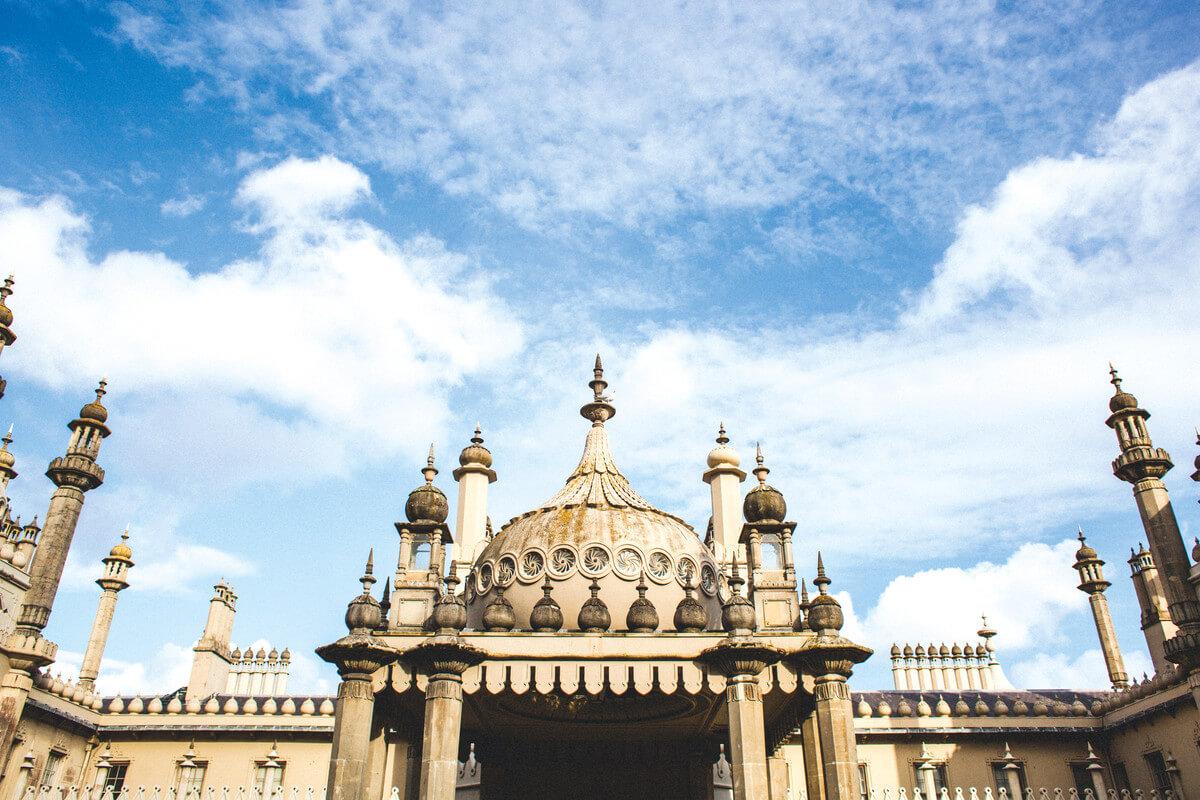 Royal Pavilion. Kings Education - angličtina pro děti i dospělé. MSM Academy
