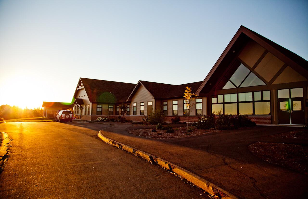 Tour Foxcroft Academy. MSM Academy