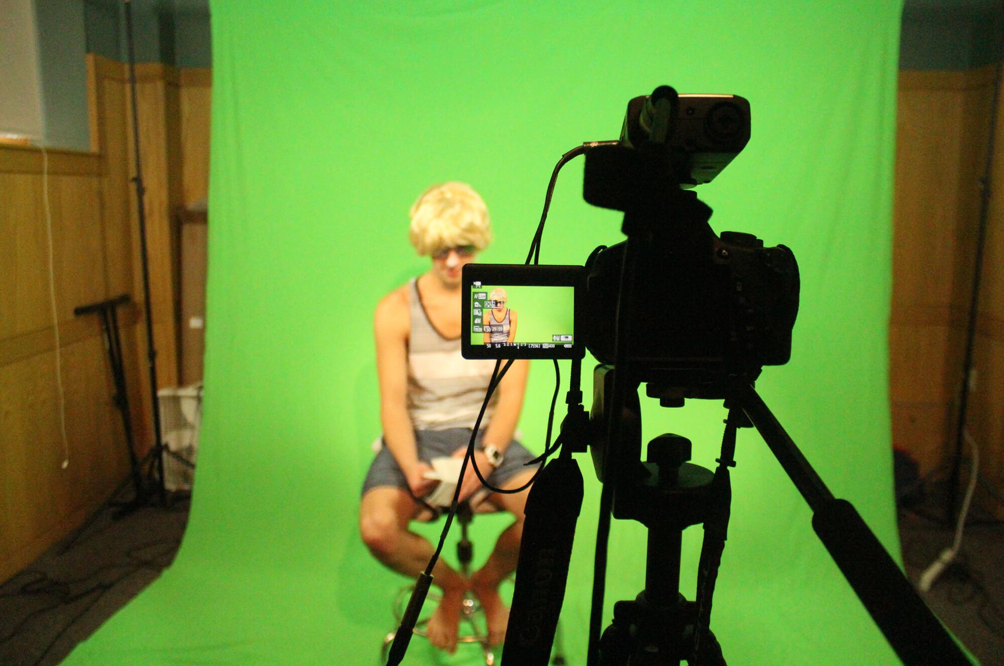 Fotografování. Foxcroft Academy. MSM Academy