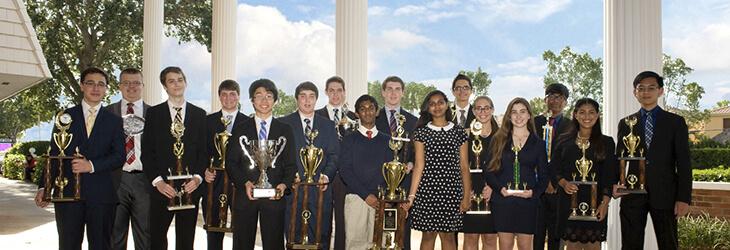 Vítězové soutěže2. American Heritage School Florida. MSM Academy