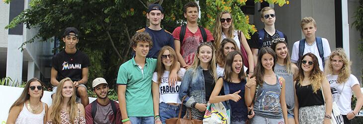 Studenti. Školní Rennert škola. MSM Academy