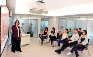 Jazykové kurzy. Dospělé, Malta. MSM Academy