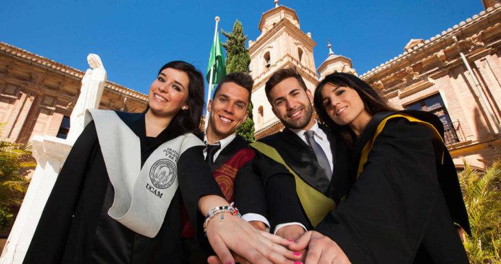 Studenti. Univerzity ve Španělsku. MSM Academy