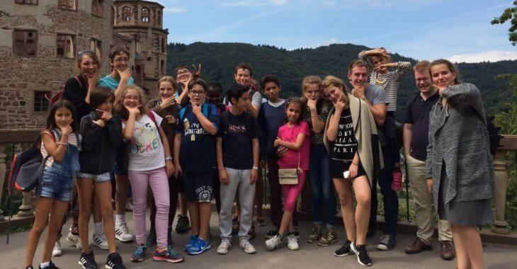 Jazykové kurzy v Německu. Děti. MSM Academy