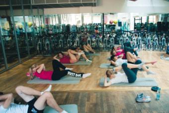 фитнес академия в Праге