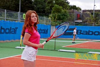теннис в Праге