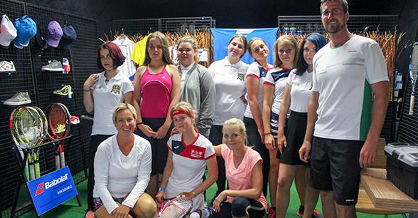Летний курс тенниса с английским языком