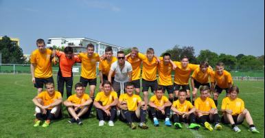 футбольная академия МСМ