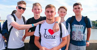 международный союз молодежи