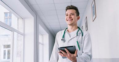 Полугодовой курс английского + подготовка в медицинские вузы