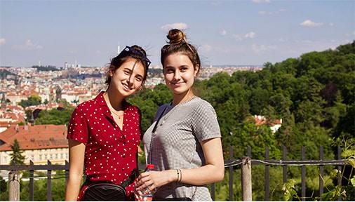 Полугодовой курс английского в Праге