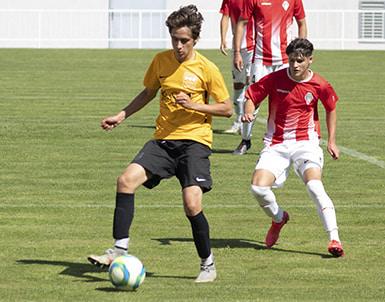 Академия футбола в Праге