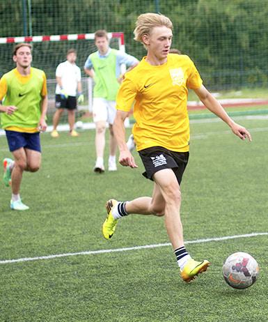 Football School in Prague