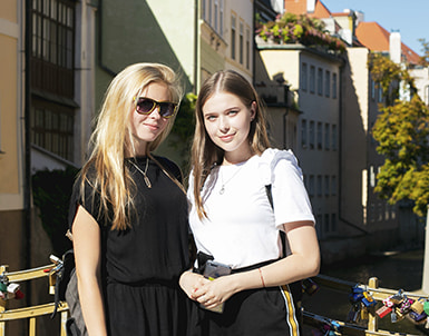 Czech and English Course in Prague