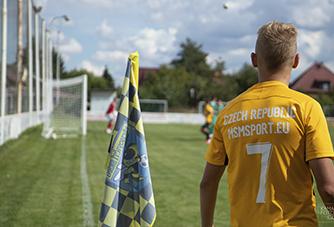 футбольная академия в Праге