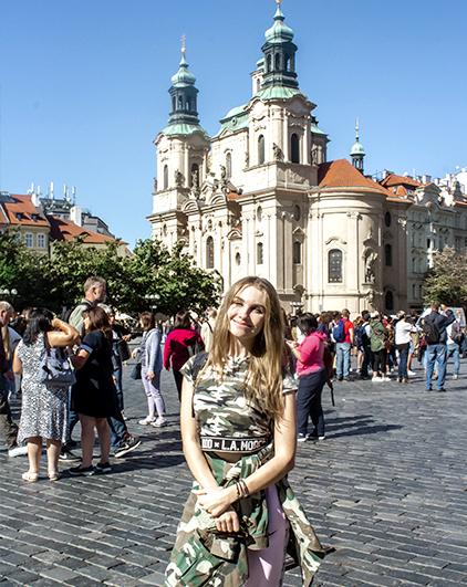 Holidays in Prague