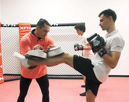 Школа боевых искусств в Праге