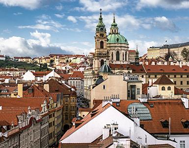 курс чешского и английского