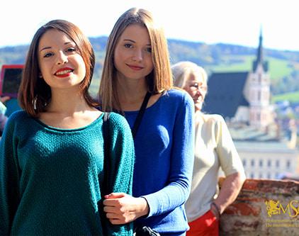 языковые курсы в Праге