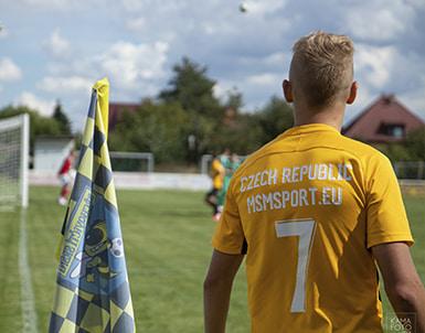 футбол в Чехии