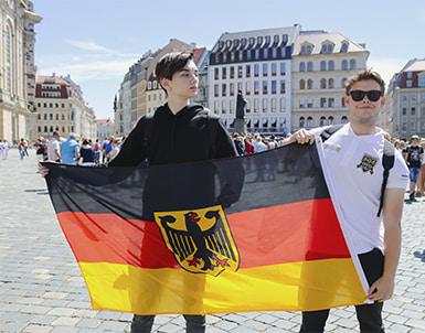 курс немецкого в Чехии