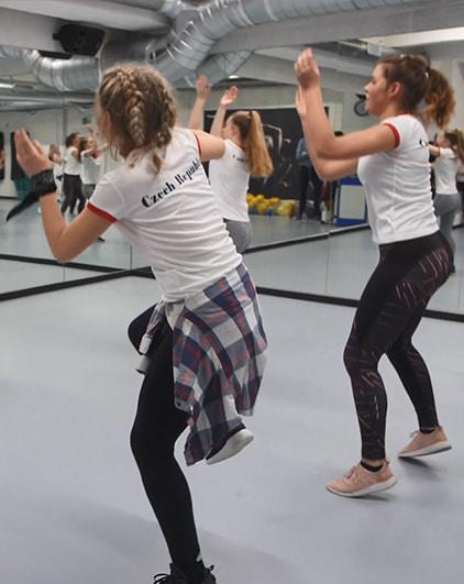 школа танцев в Праге