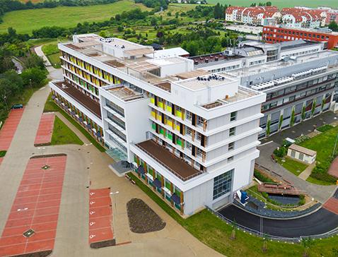 МСМ Академия и Чешский Аграрный Университет