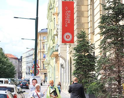 hotel Prahue