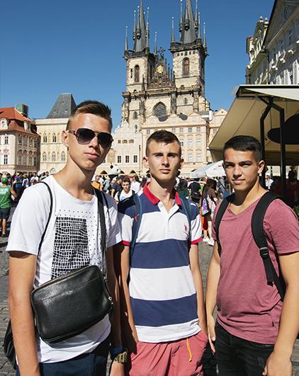 Хочу выучить: языковая школа в Праге