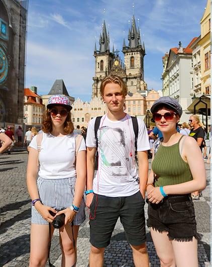 Годовые языковые курсы в Чехии