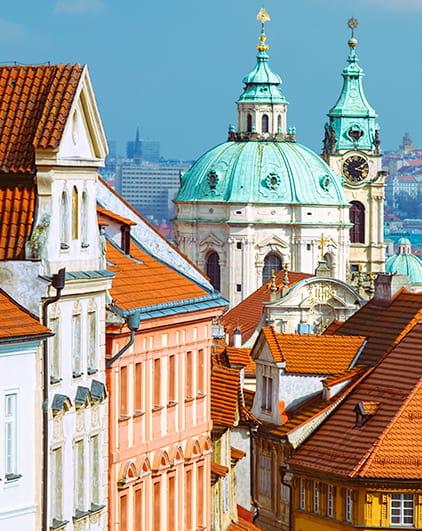 Полугодовые языковые курсы в Праге