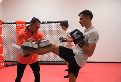 Лагерь боевых искусств с английским
